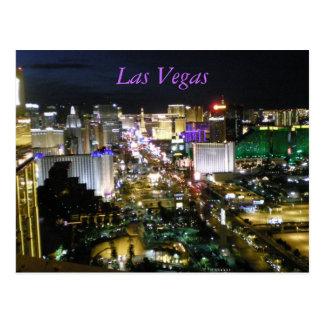 Tira de Las Vegas Boulevard Postal
