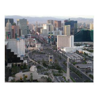 Tira de Las Vegas Boulevard Tarjeta Postal