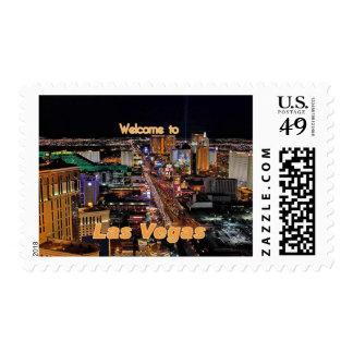 Tira de Las Vegas en la noche Envio