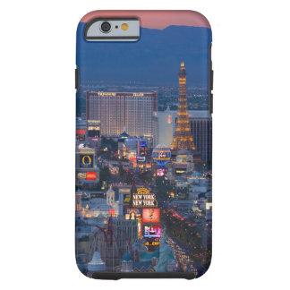 Tira de Las Vegas Funda De iPhone 6 Tough