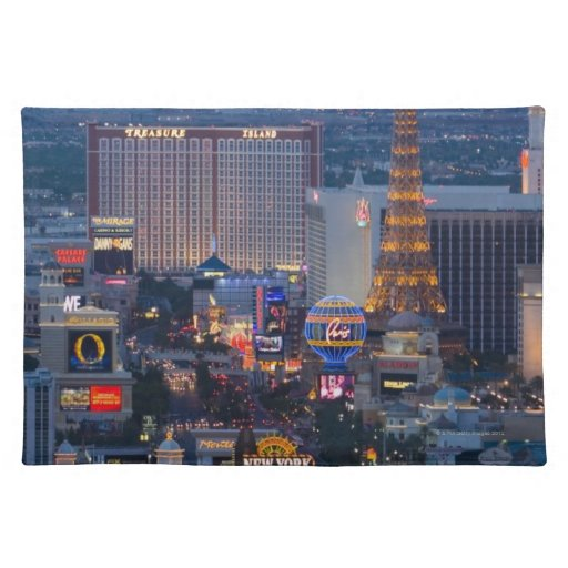 Tira de Las Vegas Manteles