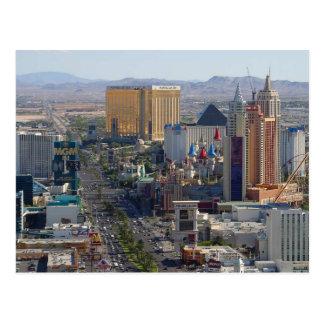 Tira de Las Vegas Tarjetas Postales
