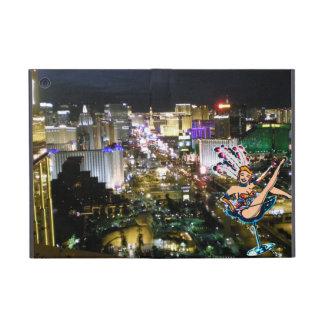 Tira de Nevada con el corista de Vegas iPad Mini Carcasa