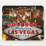Tira Mousepad de Las Vegas Alfombrillas De Ratón