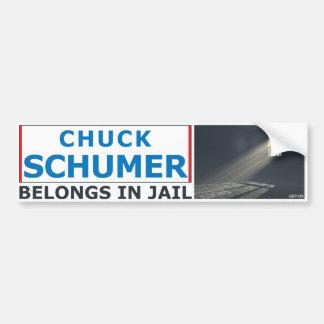 Tirada Schumer Pegatina Para Auto