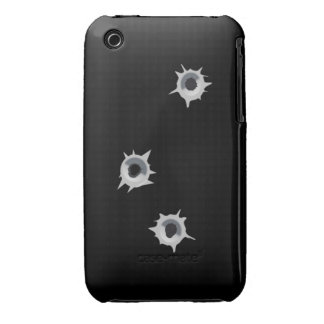 Tirado encima del teléfono Case-Mate iPhone 3 protector