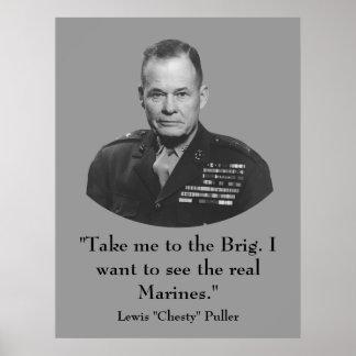 """Tirador """"arrogante"""" de Lewis -- Héroe de la guerra Impresiones"""