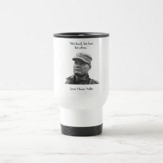 """Tirador """"arrogante"""" de Lewis Tazas De Café"""