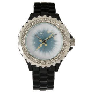 Tirador el 23. noviembre hasta el 21. diciembre re relojes de pulsera