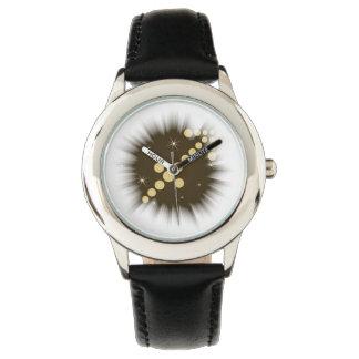 Tirador el 23. noviembre hasta el 21. diciembre relojes de mano