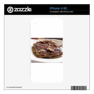Tiramisu cake skins for iPhone 4