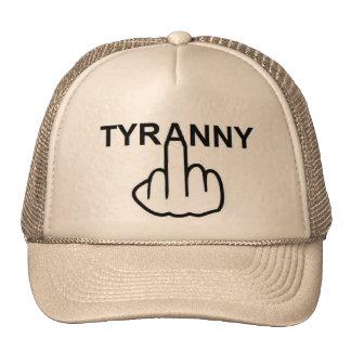 Tiranía del mal del gorra