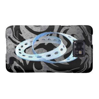 Tiras de Mobius gemelas Samsung Galaxy S2 Carcasa