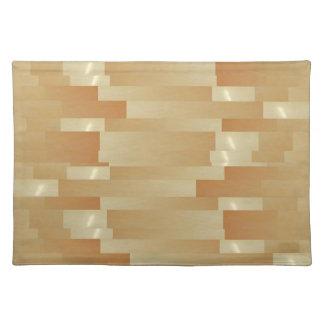 Tiras de oro de seda del satén - sombra Art101 Mantel