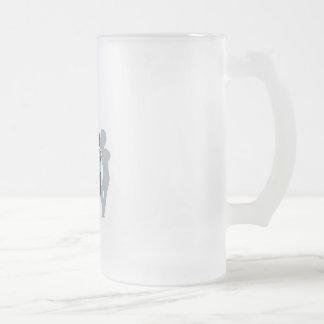 Tire algunos aros taza de café