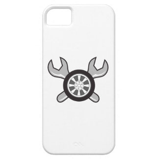 TIRE AND WRENCHES iPhone 5 COVER