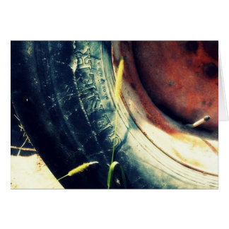 tire card