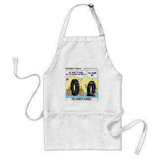 Tire Domestic Issues Funny Gifts Tees Collectibles Adult Apron