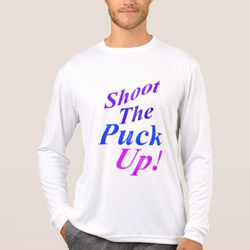 ¡Tire el duende malicioso para arriba! Camiseta