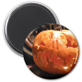 Tire Gourd II 2 Inch Round Magnet