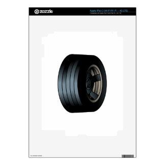 Tire Skins For iPad 3