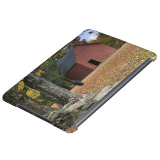 Tire swing along a road in Southern Vermont, iPad Air Covers