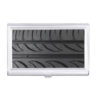 Tire Tread Business Card Holder