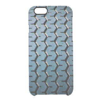 Tire Tread Clear iPhone 6/6S Case