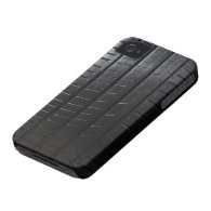 Tire Tread iPhone 4 Covers