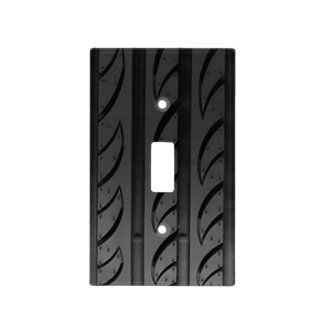 Tire Tread Light Switch Cover