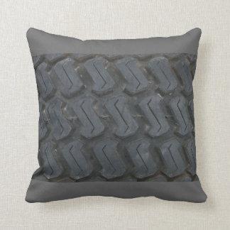 Tire Tread Pillow
