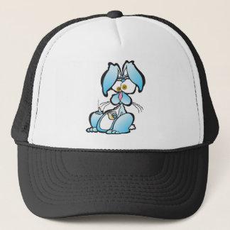 Tired Bunny Trucker Hat