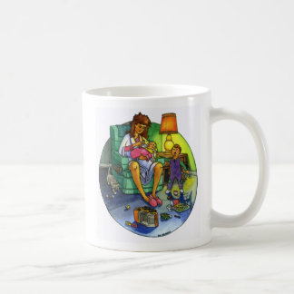 Tired Mother Coffee Mug