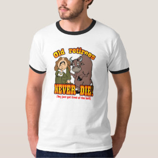 Tired of Bull Tee Shirts