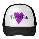 Tired of Hate Trucker Hat