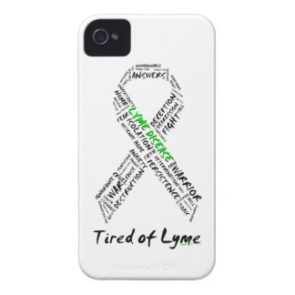Tired of Lyme BlackBerry Bold Support Case