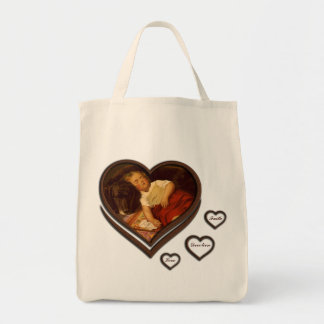 Tireless Devotion - Grocery Tote #2
