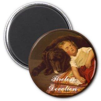 Tireless Devotion - Magnet #2 magnet