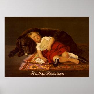 Tireless Devotion - Poster #1