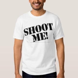 ¡Tíreme! Camisas