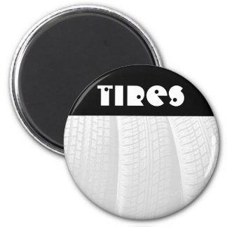 Tires Magnet