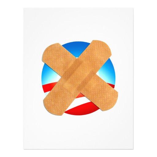 Tirita no a Obamascare Tarjeton