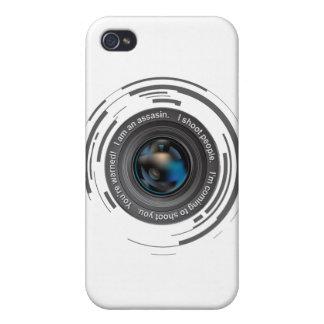 Tiro a gente iPhone 4/4S carcasas