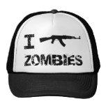 Tiro a zombis gorras