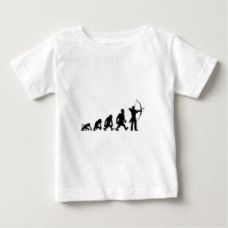 tiro al arco darwin t-shirts