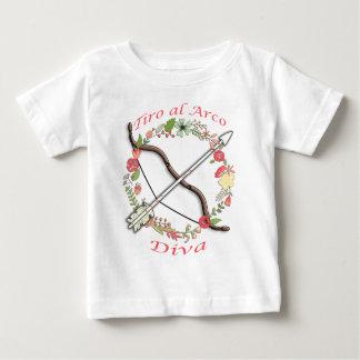 Tiro Al Arco Diva Baby T-Shirt