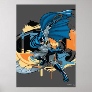 Tiro de Batman Posters