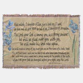 Tiro de la escritura del manuscrito de la vitela manta