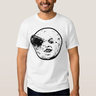Tiro de luna camisas