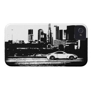 tiro del balanceo 350Z iPhone 4 Case-Mate Carcasa